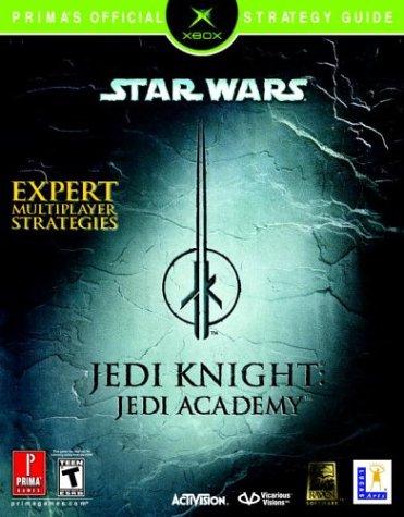 Star Wars Jedi Knight Jedi Academy (Xbox