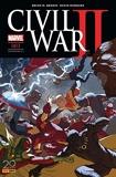 Civil War II n°3 (couverture 2/2)