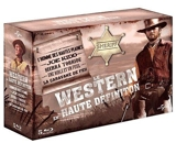 Le Western définition-l'homme des Hautes Plaines + Joe Kidd + Sierra torride + Une Bible et Un Fusil + La Caravane de feu [Blu-Ray]