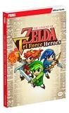 The Legend of Zelda - Tri Force Heroes Standard Edition Guide - Prima Games - 23/10/2015