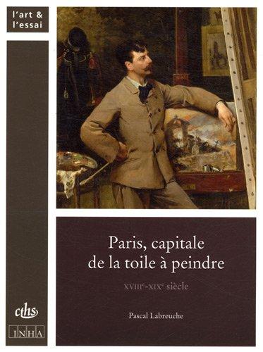 Paris, capitale de la toile à peindre
