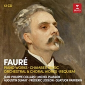 Fauré - Œuvres pour Piano et Musique de Chambre