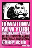 Downtown New York Underground 1958/1976 - Activistes pop, cinéma indé, freaks gays & punk rockers