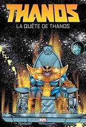 Thanos - La quête de Thanos de Jim Starlin