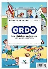 ORDO - Maternelle éd. 2011 - Les scénarios en images - Matériel de Jean-Louis Paour