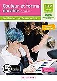 Couleur et forme durable - Pôle 1 T1 - CAP Métiers de la coiffure (2020) - Pochette élève (2020)