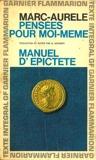 Pensees pour moi-meme. manuel d'epictete - GF Flammarion
