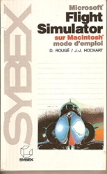 Flight Simulator Sur Macintosh de D. Rouge Jj Hochart