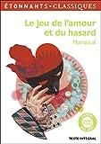 Le Jeu de l'amour et du hasard - Flammarion - 25/08/2012