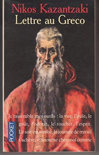 Lettre au Greco