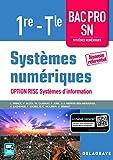 Systèmes numériques 1re Tle Bac Pro SN, option RISC Systèmes d'information (20