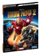 Iron Man 2 de BradyGames