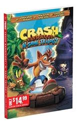 Crash Bandicoot N. Sane Trilogy - Official Guide de Michael Knight