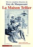 La Maison Tellier - JMG Editions - 05/03/2009