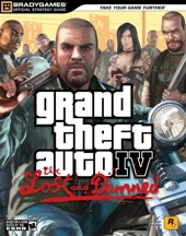 Grand Theft Auto IV - The Lost and Damned Official Strategy Guide de BradyGames