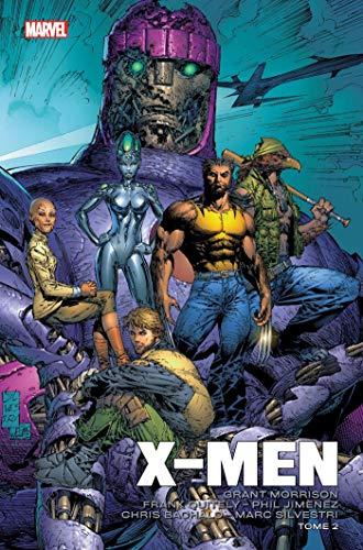 X-Men par Morrison, Bachalo, Quitely et Silvestri