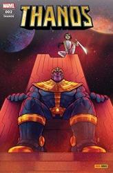 Thanos N°02 de Tini Howard