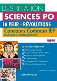 Destination Sciences Po Questions contemporaines 2022 - Concours commun IEP - Concours commun IEP 2022