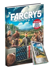 Far Cry 5 - Official Collector's Edition Guide de David Hodgson