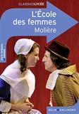 L'École des femmes - Belin - Gallimard - 31/01/2013