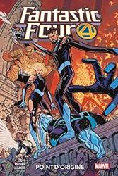 Fantastic Four T05 - Point d'origine de Paco Medina