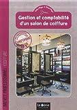 Gestion et comptabilité d'un salon de coiffure BP coiffure
