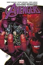 All-New Uncanny Avengers Tome 4 de Gerry Duggan