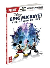 Disney Epic Mickey 2 - The Power of Two: Prima Official Game Guide de Mike Searle