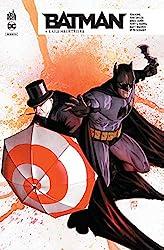 BATMAN REBIRTH - Tome 9 de TAYLOR Tom