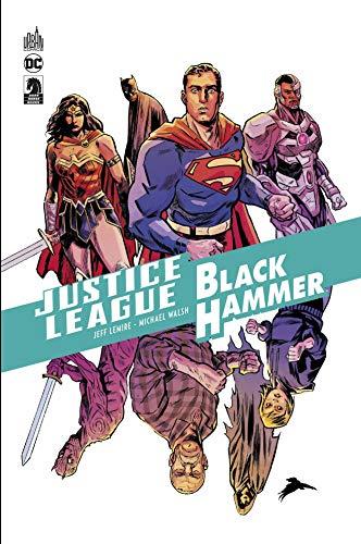 Justice League/Black Hammer