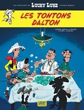 Les Aventures de Lucky Luke d'après Morris - Tome 6 - Les Tontons Dalton de Gerra Laurent