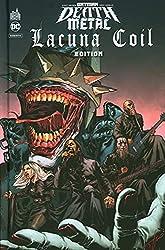 Batman Death Metal #3 Lacuna Coil Edition, tome 3 de Snyder Scott