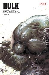 Hulk par Jones et Deodato Jr - Tome 02 de Mike Deodato Jr