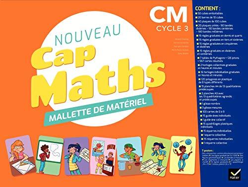 Cap Maths CM1/CM2 Éd. 2020