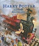 Harry Potter à l'école des sorciers - Version illustrée de J-K Rowling ( 15 octobre 2015 ) - 15/10/2015