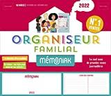 Organiseur familial Mémoniak 2021-2022