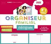 Organiseur familial Mémoniak 2021-2022 d'Editions 365
