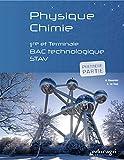 Physique Chimie 1re et Tle Bac technologique STAV - Première partie