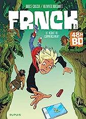 Frnck T01 - 48H BD 2018 de Bocquet