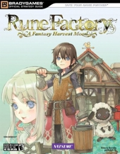 Rune Factory - A Harvest Moon Official Strategy Guide de BradyGames