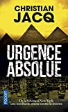 Urgence absolue - Pocket - 23/05/2019