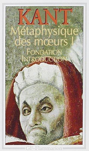 Fondation. Introduction