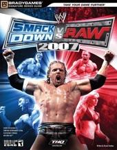 WWE SmackDown vs Raw 2007 Signature Series Guide de BradyGames