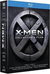 X-Men-L'intégrale - La Prélogie + La Trilogie [Blu-Ray]