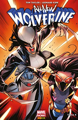 All-New Wolverine T04 - Immunisée - Format Kindle - 12,99 €