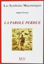 La parole perdue de Sophie Perenne