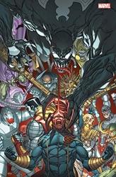 X-Men n°02 - Variant Angoulême de Matthew Rosenberg