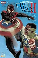 Civil War II n°5 (couverture 2/2) de Brian Michael Bendis