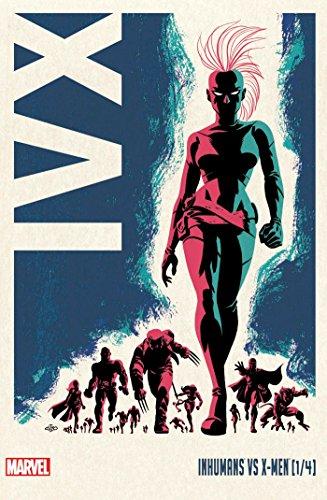Inhumans vs X-Men n°1 Edition collector