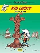 Les Aventures de Kid Lucky d'après Morris - Statue Squaw d'Achdé